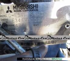 МКПП F5M2 на 4D65 MITSUBISHI GALANT E34A (мицубиси галант)
