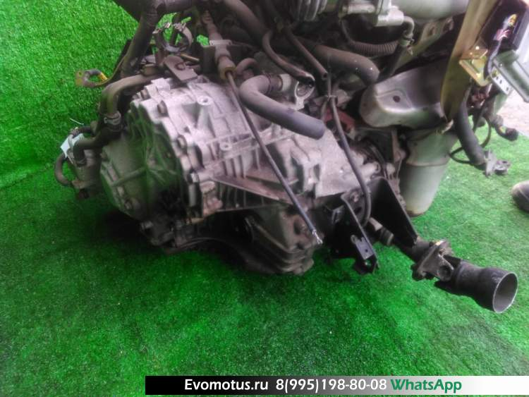АКПП RE0F09AFZ51 на VQ35DE NISSAN  MURANO PNZ50 (Ниссан Мурано)