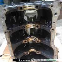 блок двигателя  4G63 на MITSUBISHI PAJERO (Мицубиси Паджеро )
