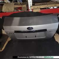 Крышка багажника Subaru Impreza GE2 EL15