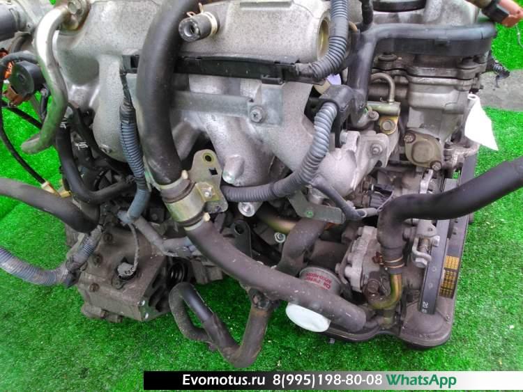двигатель  SR18DE на NISSAN BLUEBIRD EU14;P11;PR11 (Ниссан Блюберд)
