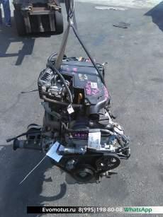 двигатель k6a на MAZDA CAROL hb25s (Мазда Кэрол)