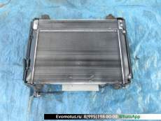 Радиатор двигателя  2AZ-FXE TOYOTA ALPHARD ATH10  (Тойота Альфард)