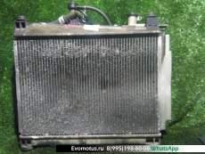 Радиатор двигателя  2NZ-FE TOYOTA FUNCARGO NCP20  (Тойота Функарго)