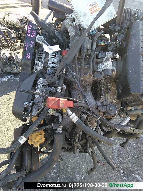 двигатель EJ202 на SUBARU LEGACY BH5 (субару легаси)