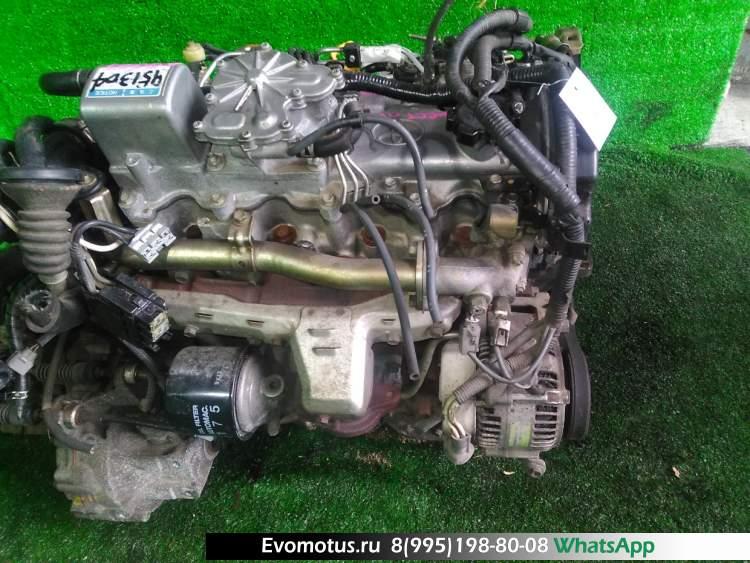 двигатель 2C TOYOTA SPRINTER CE100 (Тойота Спринтер)