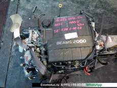 Двигатель  1G-FE TOYOTA MARK II GX115  (Тойота Марк 2)