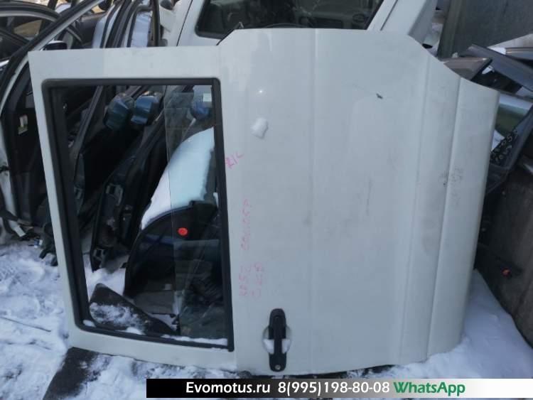 Дверь   TOYOTA LITE ACE KR52  (Тойота Литайс ) белый Задн Лев