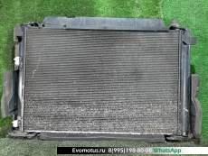 Радиатор двигателя  2AZ-FE TOYOTA ALPHARD ANH25  (Тойота Альфард)