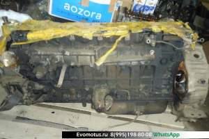 блок двигателя 6M60T на MITSUBISHI FUSO FK61, FK64 (Мицубиси Фусо )