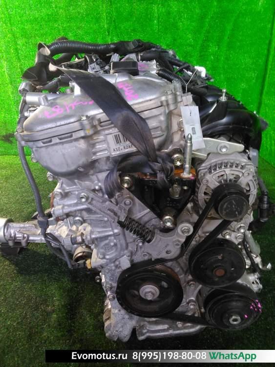 двигатель на 3ZR-FAE TOYOTA  VOXY ZRR85 (Тойота Вокси)
