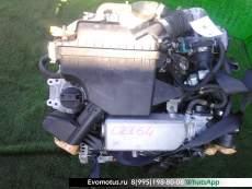 двигатель  на HR12DDR NISSAN  NOTE E12 (Ниссан Нот)