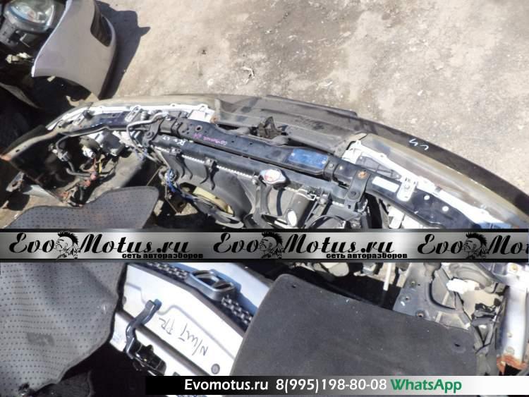 Ноускат на HONDA INTEGRA DB9 ( хонда интегра) черный
