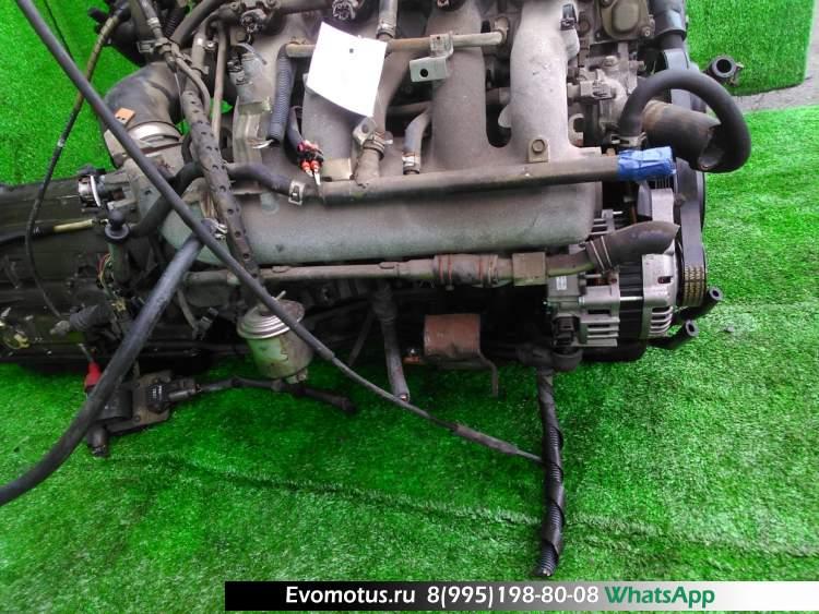 двигатель  SR20DE на NISSAN SERENA KBC23;KBNC23 (Ниссан Серена)