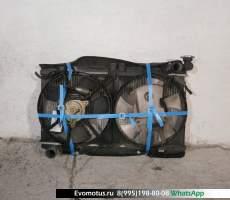 радиатор двигателя  sr18de NISSAN RASHEEN b14 (Ниссан Рашен)