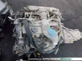 двигатель FE на MITSUBISHI DELICA SKE6VM  (Мицубиси Делика)