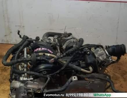 двигатель 3SZVE TOYOTA NOAH S402M (тойота ноах)