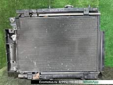 Радиатор двигателя  3SZ-VE TOYOTA PASSO SETTE M512E  (Тойота Пассо Сетте)