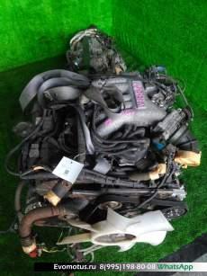 двигатель  на VG33E NISSAN  TERRANO R50 (Ниссан Террано)