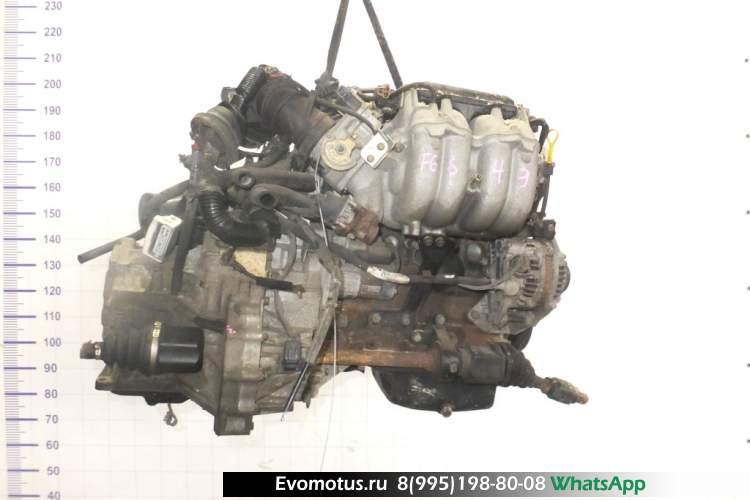 двигатель FS-ZE на MAZDA CAPELLA GFEP ( Мазда Капелла)