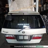 Дверь 5-я Nissan Presage TU30  перламутр QX1
