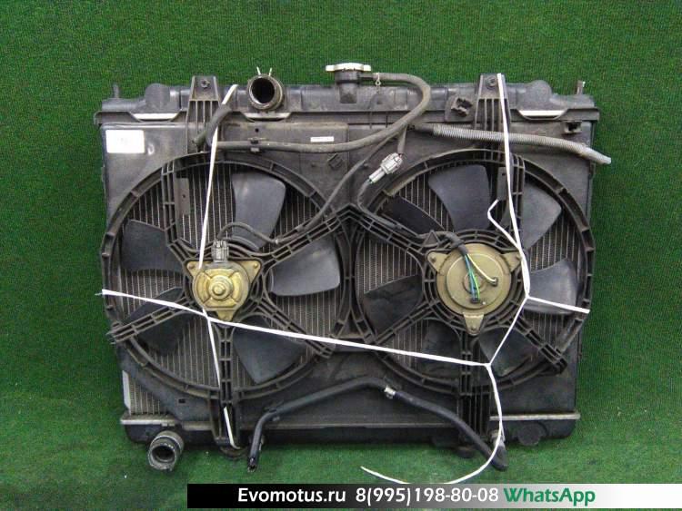 радиатор двигателя  qr20de NISSAN LIBERTY m12 (Ниссан Либерти)