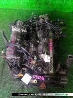 двигатель на 4A TOYOTA  COROLLA AE95 (Тойота Королла)
