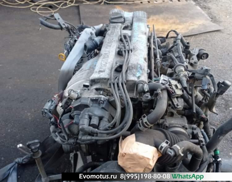 двигатель KA24DE на NISSAN PRESAGE JNU30 (ниссан прессаж)