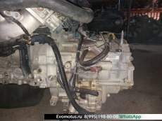 АКПП MTHA на K24A HONDA STEPWAGON RG4  (Хонда Стэпвэгон )