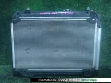Радиатор двигателя  1KR-FE TOYOTA VITZ KSP130  (Тойота Витц )