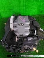 двигатель  на VQ35DE NISSAN  FUGA PY50 (Ниссан Фуга)