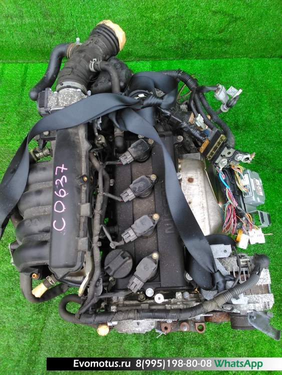 двигатель  QR25DE на NISSAN PRESAGE TU31 (Ниссан Пресаж)