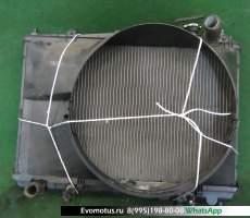 радиатор двигателя  vq30de NISSAN CEDRIC y33 (Ниссан Цедрик)