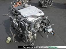 двигатель 1MZ на TOYOTA HARRIER MCU30 (тойота харриер)