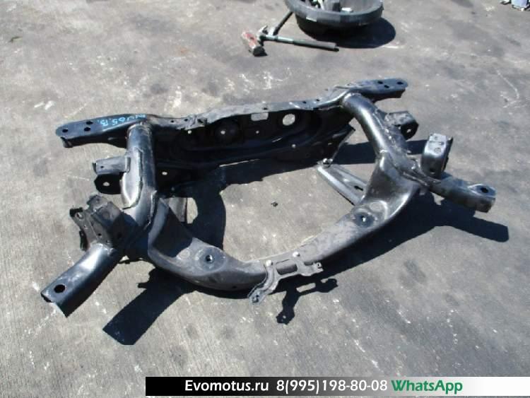 Балка подвески  2ARFXE TOYOTA HARRIER AVU65  (Тойота Харриер)  задняя