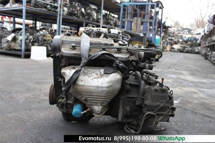 Двигатель G15A на SUZUKI CULTUS GC21S (сузуки калтус)