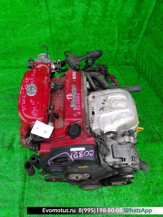 двигатель на 3S-GE TOYOTA  CELICA ST202;ST206 (Тойота Целика )