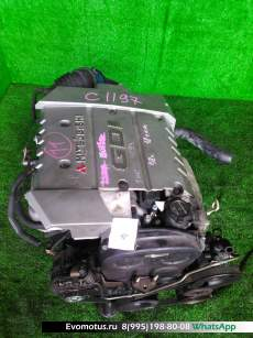 двигатель 4G93 на MITSUBISHI CARISMA DA2A (Мицубиси Каризма)