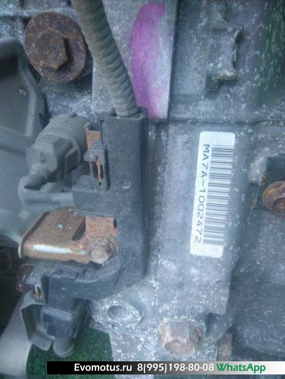 акпп MA7A на двс R18A HONDA CROSS ROAD RT2 (Хонда Кросс Роад)