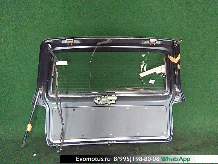 дверь пятая на 5e-fe TOYOTA COROLLA ee104 (Тойота Королла) серый задняя