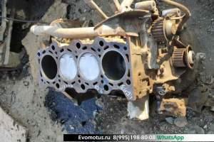 блок двигателя 4G93 на MITSUBISHI LIBERO CD5W (Мицубиси Либеро )