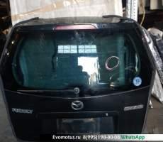 Дверь 5-я Mazda Premacy CP8W  чёрный 16W