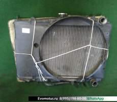 радиатор двигателя  rb20de NISSAN LAUREL c35 (Ниссан Лаурель)