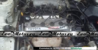 двигатель 4A-FE на TOYOTA CARINA AT175 (тойота карина)