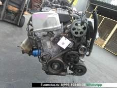 двигатель k24a на HONDA ELEMENT yh2 (Хонда Элемент)