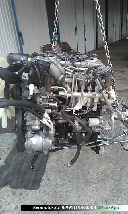 двигатель RF-TE / RFTE на MAZDA BONGO SKF2MN (мазда бонго)