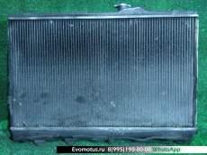 Радиатор двигателя  2JZ-GE TOYOTA CROWN JZS155  (Тойота Краун )