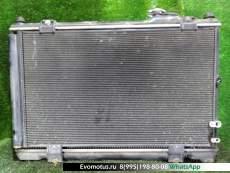 Радиатор двигателя  3UZ-FE TOYOTA CROWN MAJESTA UZS186  (Тойота Краун Маджеста)