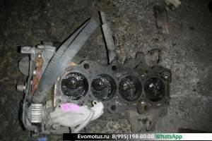 блок двигателя 4G93 на MITSUBISHI PAJERO H76W (Мицубиси Паджеро )