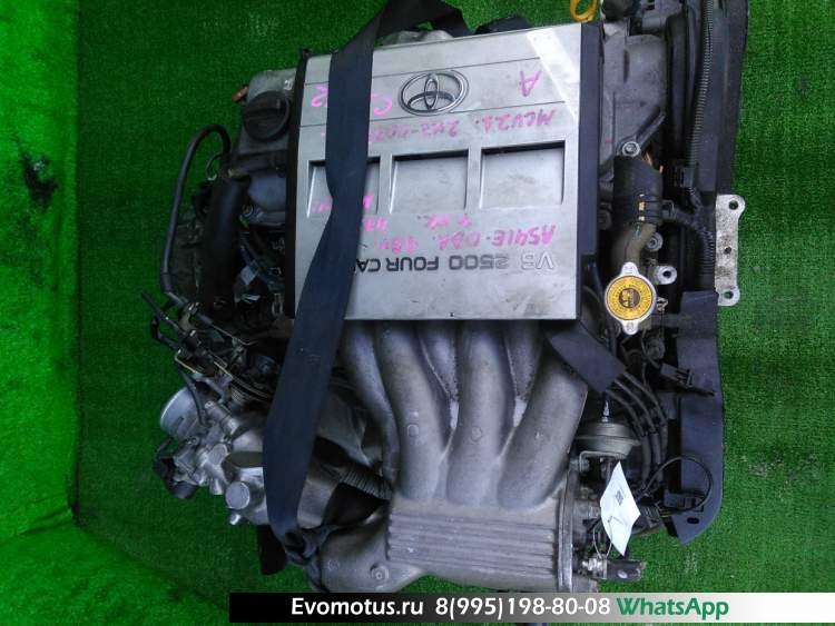 двигатель на 2MZ-FE TOYOTA  WINDOM MCV21 (Тойота Виндом)
